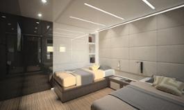 Wider 150 interior