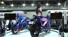 Suzuki Eicma 2014