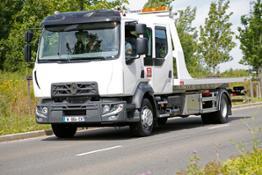 Renault Trucks D Cab 2,1m
