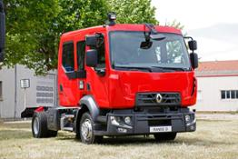 Renault Trucks D Fire and Rescue