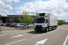 Renault Trucks D WIDE