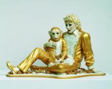 8. Mickael Jackson and Bubbles, 1988 ∏ Jeff Koons