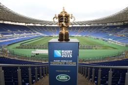 La Webb Ellis Cup