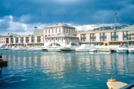 NH Collection Genova Marina_Facade