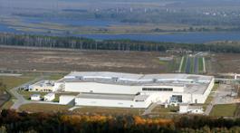 Russia tire plant