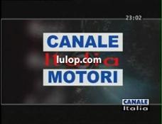 Canale Italia Motori del 12.03.07