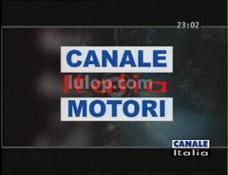 Canale Italia Motori del 7.05.07