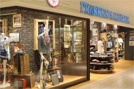 Franklin&Marshall_store Osaka_01
