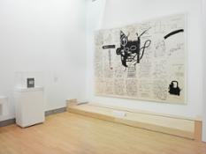 Basquiat The Unknown Notebooks Installation. Photo by Jonathan Dorado. Courtesy of the Brooklyn Museum (13)