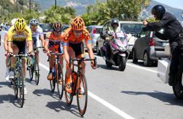 Yamaha TMAX al Giro d'Italia 2015 (1)