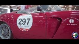 Alfa Romeo regina della Mille Miglia 2015