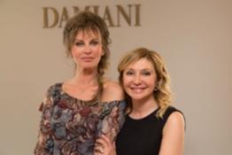 Dalila DiLazzaro e Silvia Damiani