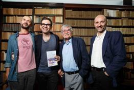 Finalisti Premio Strega 2015 ∏ Musacchio&Ianniello