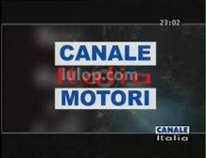 Canale Italia Motori del 23.07.07