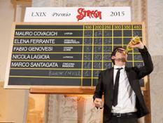 2 Nicola Lagioia Premio Strega 2015 ∏ Musacchio&Ianniello