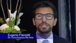Intervista di Eugenio Franzetti – Direttore Comunicazione PSA Italia (con grafiche)