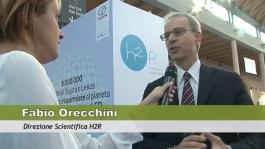 Intervista a Fabio Orecchini, Direzione Scientifica H2R