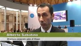 Intervista ad Alberto Sabatino, Direttore Corporate Sales di Nissan