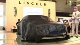 Kumar Galhotra - Lincoln - Dubai Motor Show