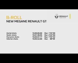 MEGANE BERLINE GT in Portugal