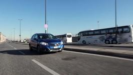 Suzuki SCross Camera Car