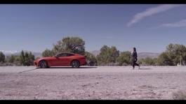 GV Michelle Rodriguez Driving F-TYPE SVR 200mph1