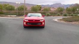 2016 Chevrolet Camaro Convertible 2.0L Residential Scenes