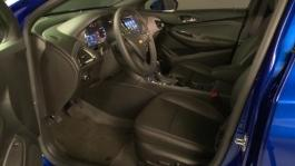 B Roll 2016 Chevrolet Cruze Interior Footage