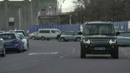 GVs Invictus Competitors arriving at LR BAR1