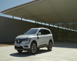 2016 - New Renault KOLEOS - Press B-roll