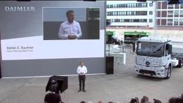 Daimler Trucks Speech Stefan Buchner