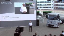 Daimler Trucks Speech Sven Ennerst