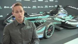 IV Adam Carroll Panasonic Jaguar Racing Driver