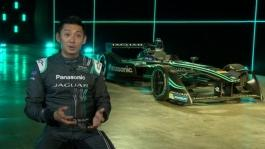 IV Ho-Pin Tung Panasonic Jaguar Racing Driver