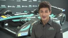 IV Mitch Evans Panasonic Jaguar Racing Driver