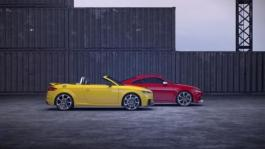 Audi TT RS Animation powertrain
