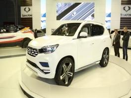 Footage SsangYong LIV-2 Concept