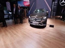Footage Mercedes Classe E All Terrain