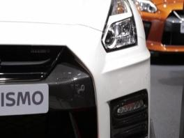 Footage Nissan GT-R Nismo