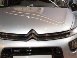 footage citroen c4 picasso-full hd