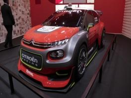 footage citroen c3 wrc-original