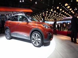 footage peugeot 3008-full hd