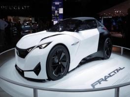Footage Peugeot Fractal