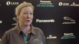 IV Fiona Pargeter Head of Global PR & Communications Jaguar Land Rover