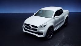 mb 161025 mercedes benz concept x class footage stylish explorer