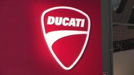 Ducati footage