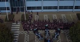 Brixworth Aerial Footage