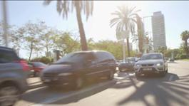 Footage para TV Ateca Smart City Car -HD