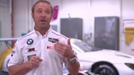 Interview Bill Auberlen.American BMW race car driver