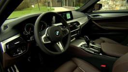 BMW M550i xDrive. Interior Design